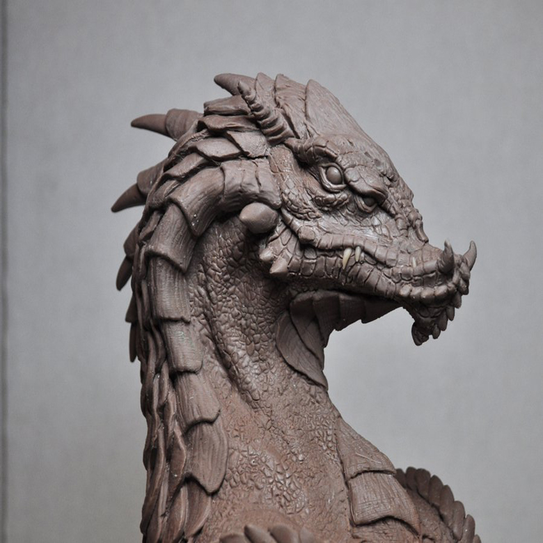 monster clay 1