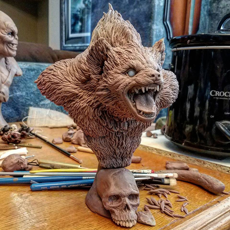 monster clay 2